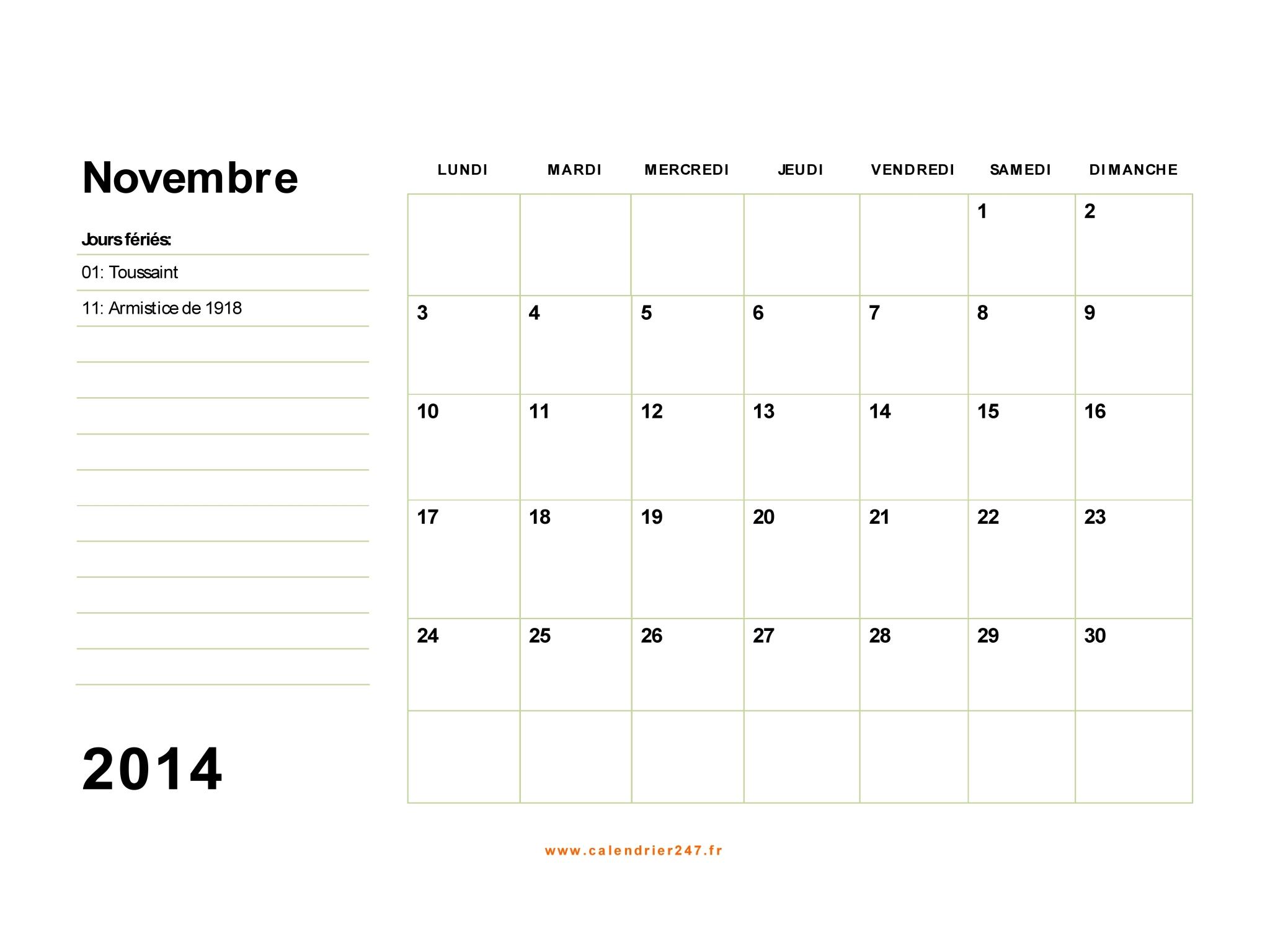 2013 2014 gratuit imprimer pdf a4 avec vacances scolaires. Black Bedroom Furniture Sets. Home Design Ideas