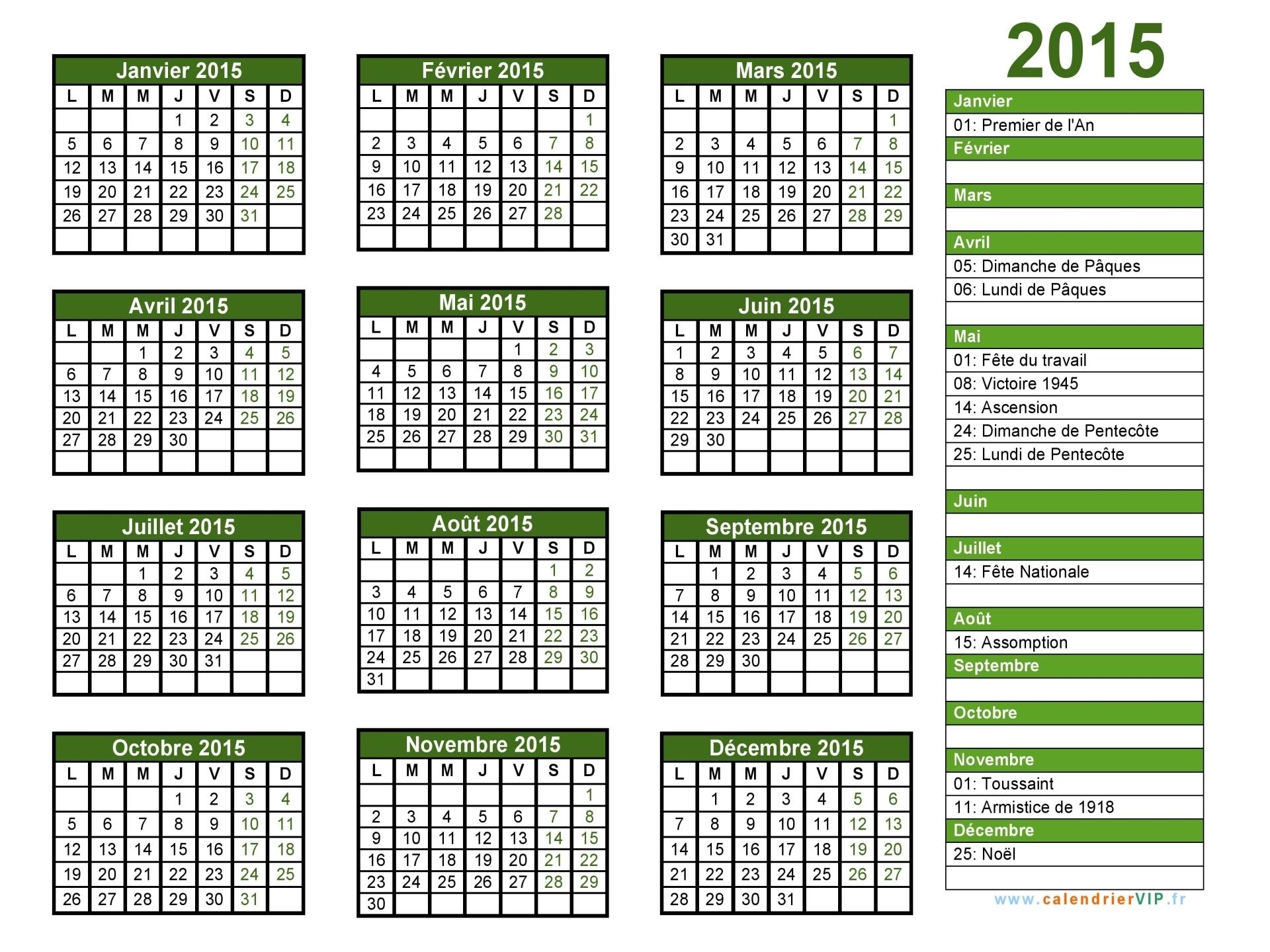 Calendrier scolaire 2014 2015 gratuit personnalisable - Calendrier scolaire 2014 2015 ...