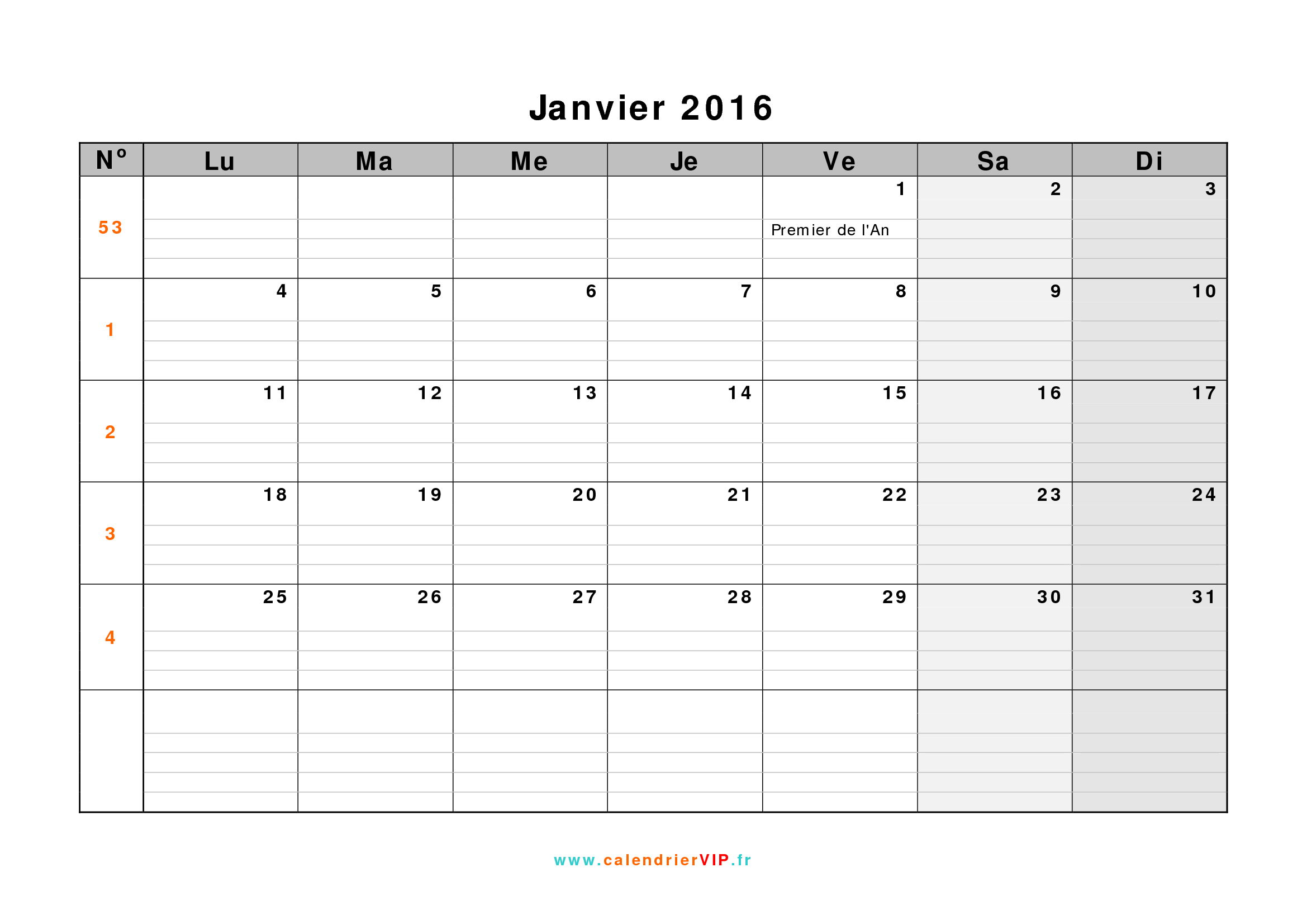 Free Editable Jpeg 2016 Calendars | Calendar Template 2016