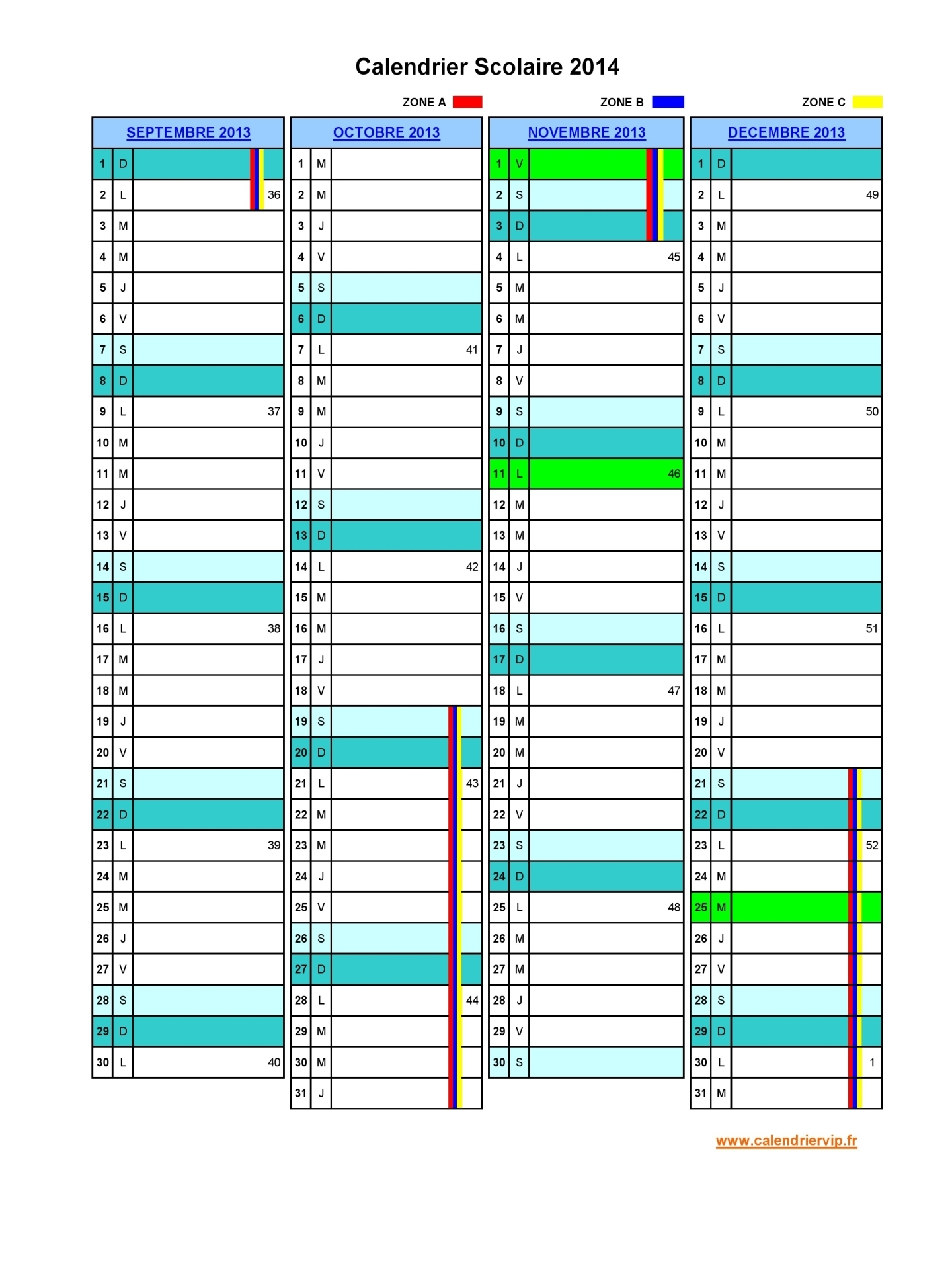Calendrier scolaire 2014 2015 printable 2017 2018 best cars reviews - Calendrier scolaire 2014 2015 ...