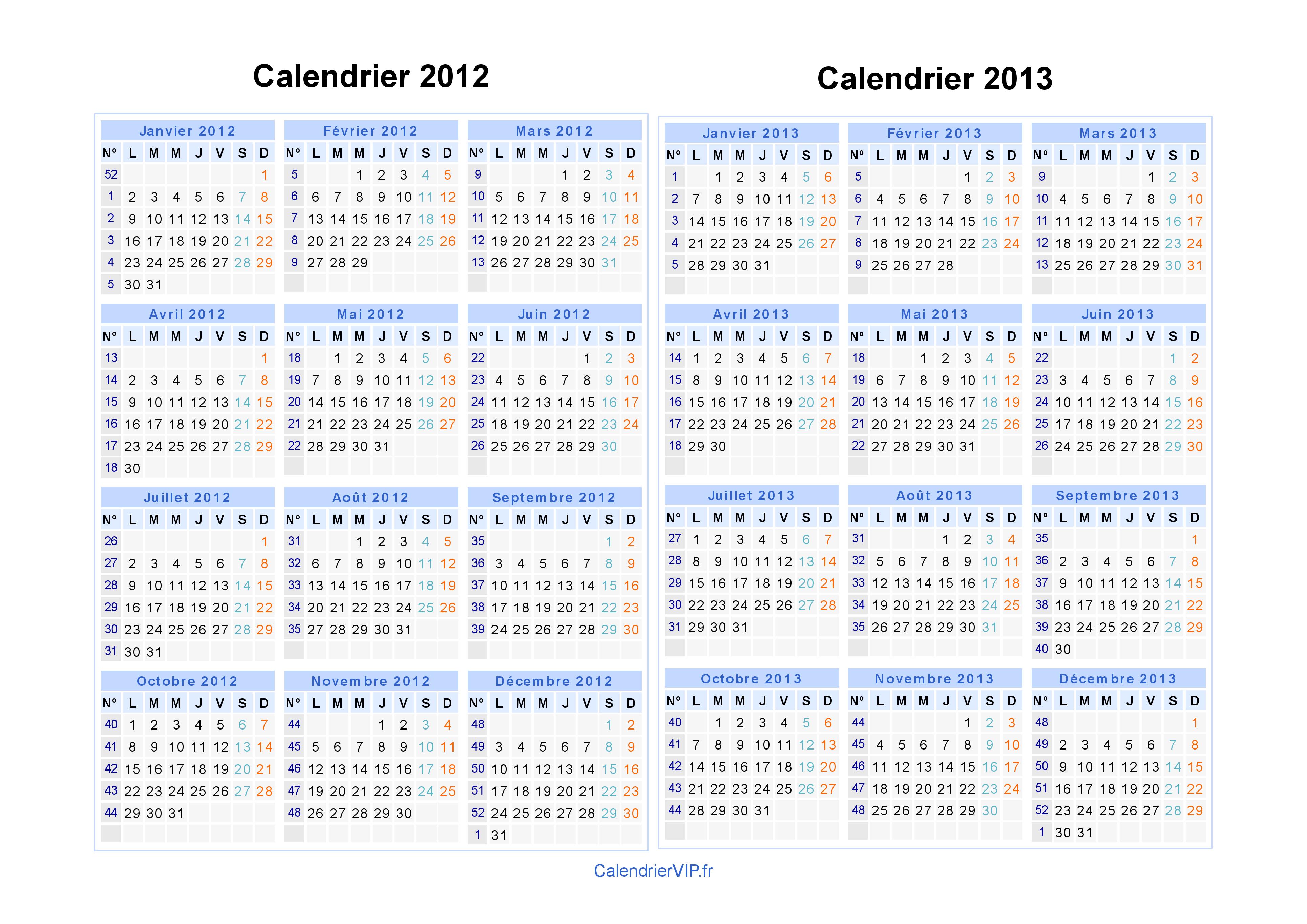 calendrier 2013 doc télécharger